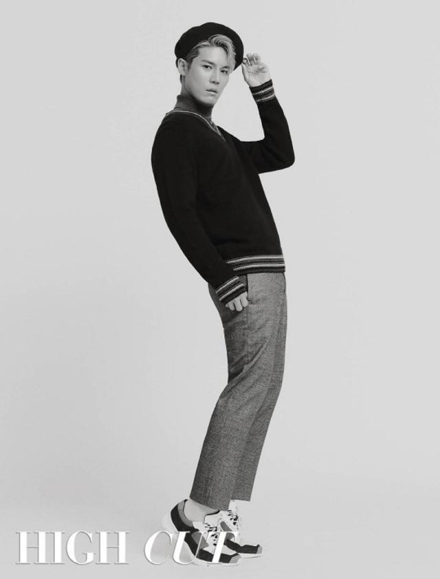 新浪娱乐讯 韩国音乐组合Norazo近日受邀为韩国某时装杂志最新一期拍摄了一组照片。吕东垠/文 版权所有Mydaily禁止转载