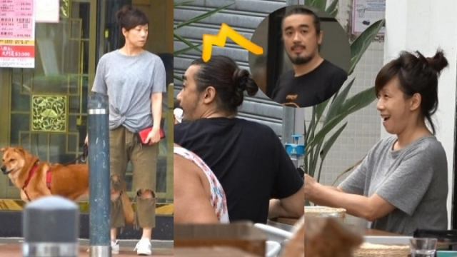 新浪娱乐讯 12月6日消息,据香港媒体报道,林忆莲与恭硕良现身街头,一起遛狗、吃饭,林忆莲一直听着男友说话,不时露出甜笑。