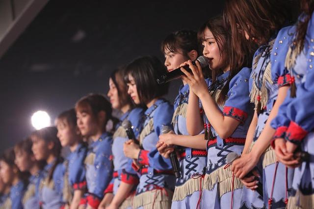 NGT48队员遭受暴行事件后时隔八个月重开公演