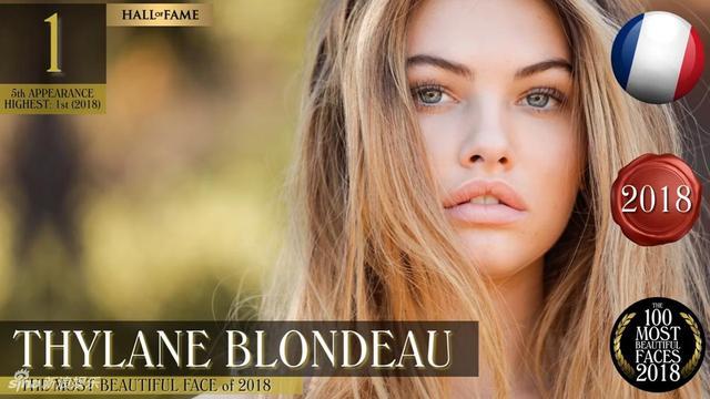 """新浪娱乐讯 2018""""全球百大最美脸孔""""榜单终于出炉,今年第一名是由一位17岁法国模特儿赛琳·布朗度(Thylane Blondeau)夺得,她曾经登上法国儿童版《Vogue》封面,并早有""""全球最美女孩""""之称。迪丽热巴排名16、鞠婧祎排名29、林允排名64、朱朱排名60、周子瑜排名第二。曾两度夺冠的韩国艺人NaNa则由去年的第5名跌到了第6名,有韩国""""国民初恋""""之称的裴秀智只得到了第58名。"""