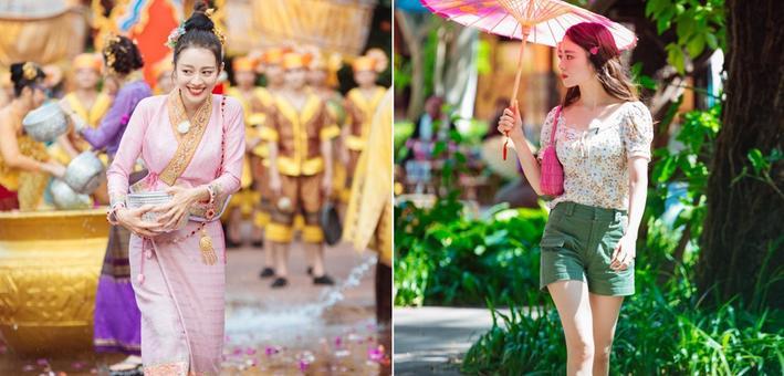 《妻子4》吉娜穿傣族服饰身材超好