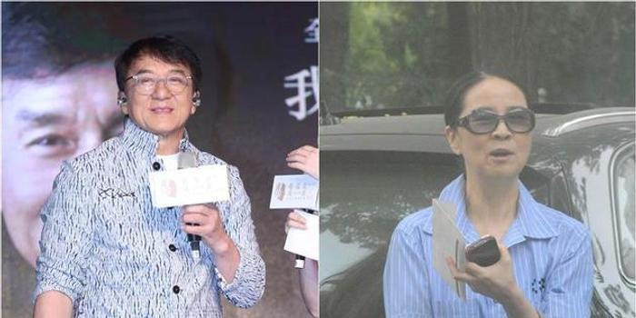 曾防林鳳嬌把家產轉到國外 成龍受訪懺悔:太壞了