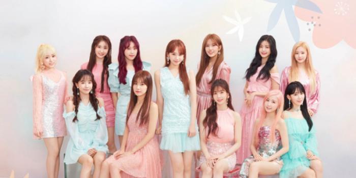 韓女團IZONE專輯確認延期發行 受101造假排名影響