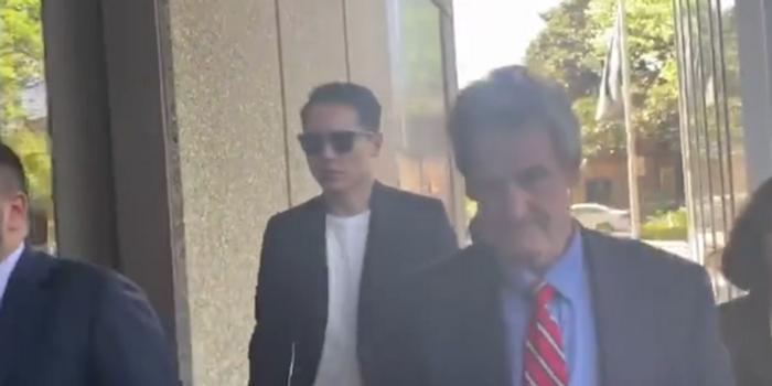 高云翔申請保釋條件獲通過 時隔9月再次現身法庭