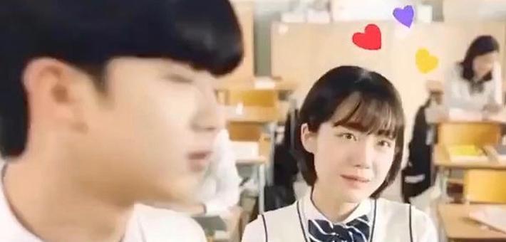 韩版《小美好》拍摄路透照曝光