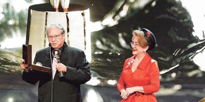 67歲洪金寶獲終身成就獎 自嘲