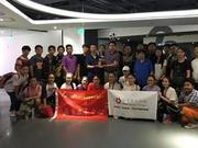 北京传奇奢华影城举办电影《破门》公益观影活动