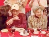 譚炳文86歲生日黃夏蕙獻吻 羅蘭笑著轉移視線