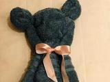 趙又廷爸爸親手給孫女做圣誕禮物 小熊寶寶很軟萌