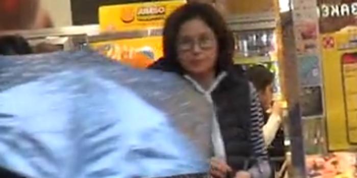 54歲單身邵美琪孝順陪媽媽逛街 自認大把男人追