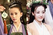 刘诗诗迪丽热巴 下半年古装剧女王你站谁