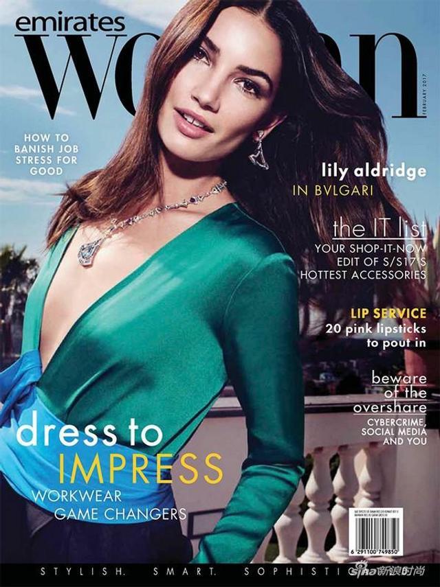 莉莉·奥尔德里奇(Lily Aldridge),1985年11月15日生于美国加州洛杉矶,模特。她是维多利亚的秘密 (Victoria's Secret) 天使模特。