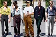 男人潮流|男人穿什么样的裤子最显高?