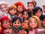 艾莎是迪士尼最美的公主?看看其他公主的特色妝容