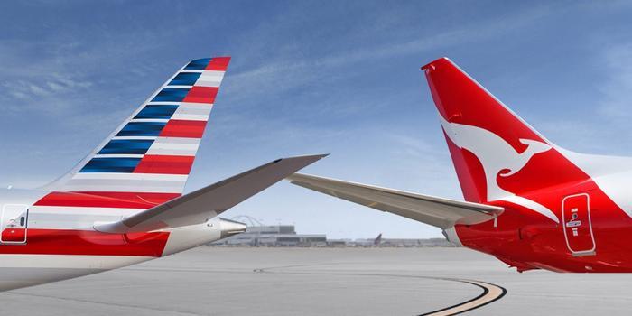 美國交通部批準美國航空和澳洲航空組建合資企業