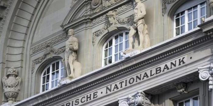 瑞士央行維持基準利率-0.75%不變 符合預期