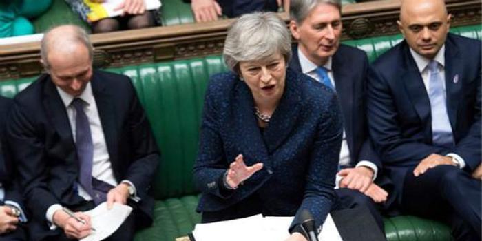 脫歐協議將再面臨投票 英政府堅稱:會按時脫歐