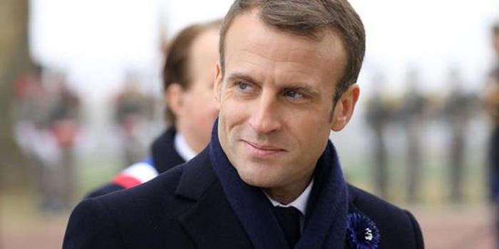 法國總統呼吁避免貿易戰