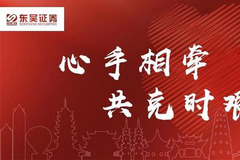 東吳證券捐款1000萬元馳援鄂蘇兩地