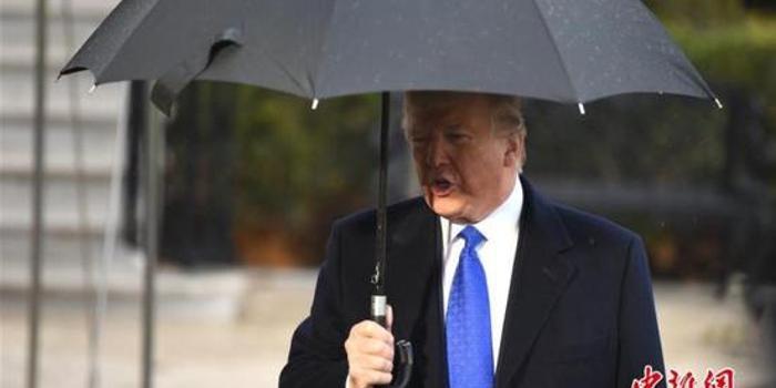 """特朗普:國會民主黨在""""貶低""""彈劾權"""
