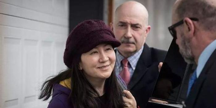 孟晚舟在溫哥華再次出庭 引渡聽證會延期至5月8日