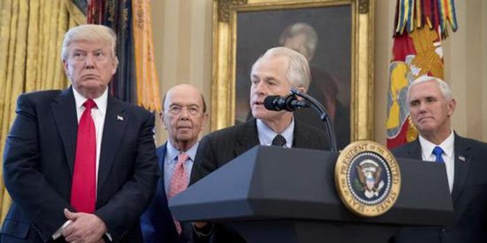雙色球走式圖_特朗普眾叛親離?白宮內部只有一個人和他意見一致