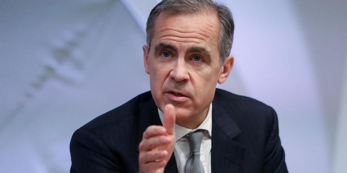 英國央行行長卡尼對脫歐抱最好的希望并做最壞的打算