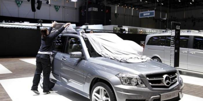 戴姆勒因排放問題被命令召回60,000輛梅賽德斯汽車
