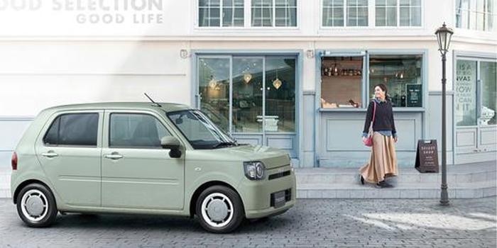 日本大發推出面向新手女司機的新車