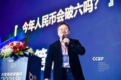 """中银证券管涛:我比较保守,人民币汇率""""破六""""是小概率事件"""