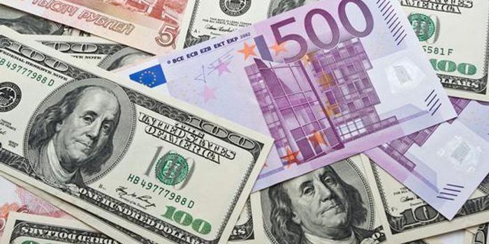 美元兌歐元回吐漲幅 因美消費者信心疲軟
