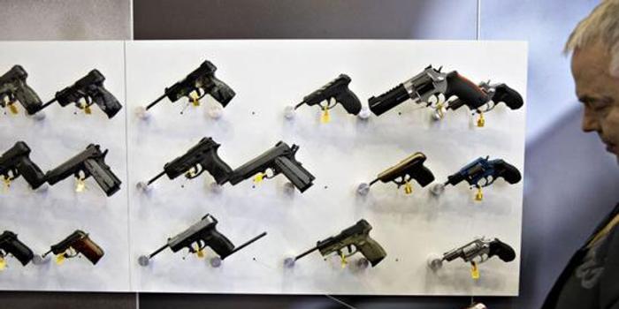 美槍械銷售巨頭申請破產 只因沒押對特朗普當選