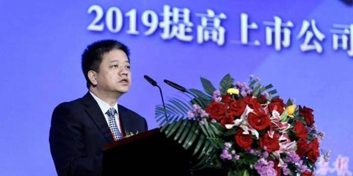曹勇:上市公司已成為推動經濟發展的重要力量