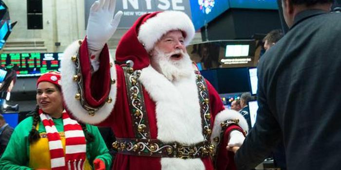 美股超級牛派:最近的下跌是早來的圣誕禮物