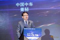 謝紀龍:中國中車品牌排名第一 領導吃了一驚
