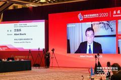 辉瑞董事长:新冠疫情之前全球公共卫生体系已经遇到很大压力