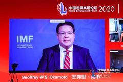 IMF第一副总裁:货币政策需要保持持续的宽松