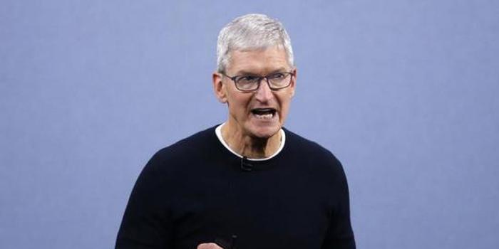 """蘋果CEO庫克公開反對特朗普廢除""""追夢人""""移民計劃"""