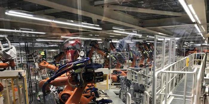 大眾擬2022年每年生產100萬輛電動汽車 超越特斯拉