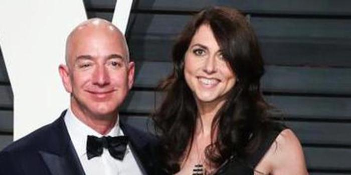 世界首富貝索斯完成離婚手續 保住75%亞馬遜股份