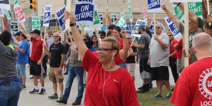 罷工導致工廠放緩 通用汽車在加拿大臨時裁員1200人