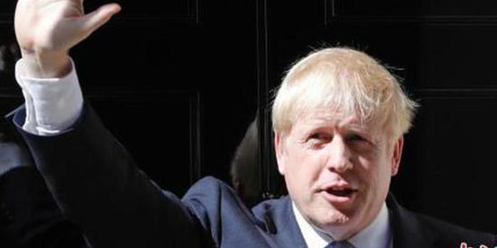 """英國首相約翰遜:將終結""""沒完沒了""""的脫歐"""