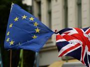 英國率先抨擊歐盟未來英歐關系立場 英鎊險守1.30