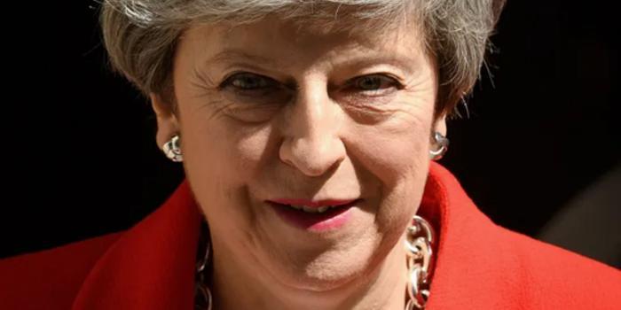 英國首相特里莎-梅提議就第二次脫歐公投進行投票