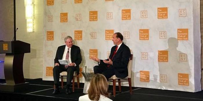 世行行長對話福布斯:歐洲經濟放緩對全球形成挑戰