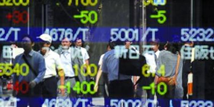 日本股市止跌反彈 日經指數早盤漲逾1%