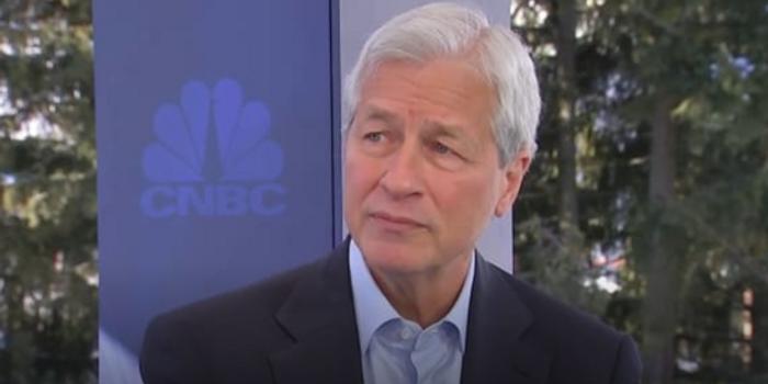摩根大通CEO:目前最大的擔憂是負利率