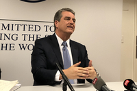 WTO總干事阿澤維多:2020年全球貿易形勢將好過2019