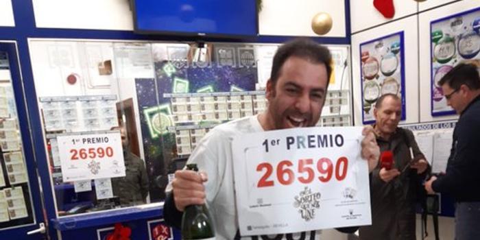 """西班牙""""大胖子""""彩票又開獎 獎金總額22.4億歐元"""