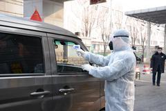 北京豐臺區啟動戰時機制 成立現場指揮部